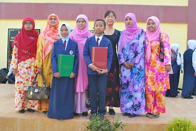 Majlis Pelantikan Pengawas SKTG 2011