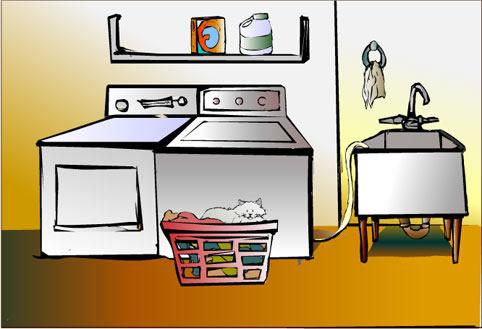 Marta marin bernal recursos unidad did ctica for Imagen de lavaderos para casas