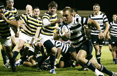 BYU Rugby's Scrumhalf Shaun Davies: Title Match MVP