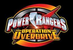 POWER RANGERS OPERACION SOBRECARGA