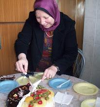 الأم الفاضلة .. د.لبيبة خليل الخردجي
