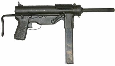 M3A1 Greasegun