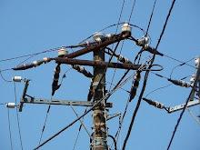 1967年式!w東電管内の古い配電設備!(現存せず。)