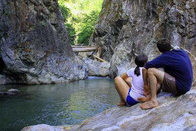 Swimming Holes Of California The Gorge Big Sur Ca