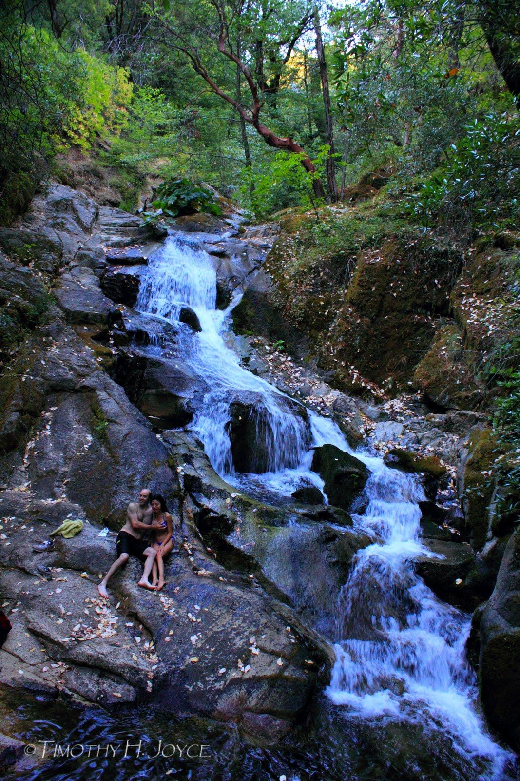 Rock Garden Waterfall