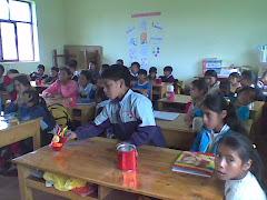 Niños y niñas de El Aliso- Namora