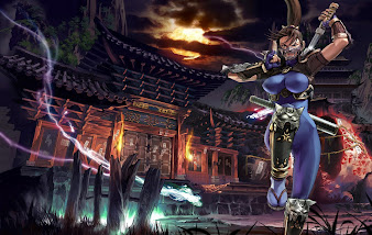 #11 Soulcalibur Wallpaper