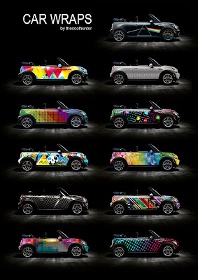 Mini Cooper por The Cool Hunter