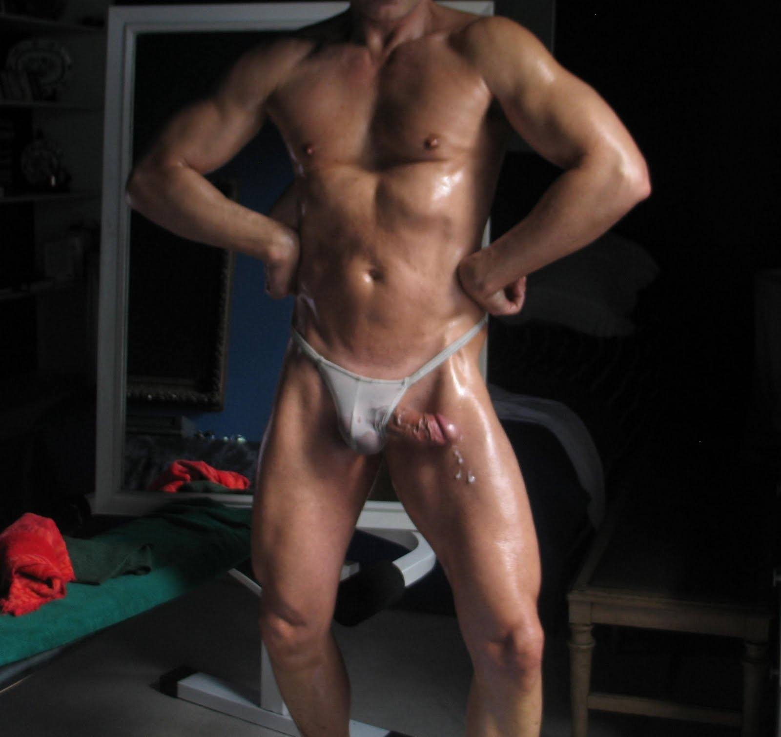 from Jamie gay hunks wet