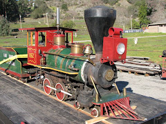 "Crown Steam Locomotive ""SOLD"""