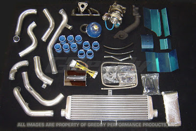 Welcome to the official GReddy USA blog Bolton Turbo Kit for