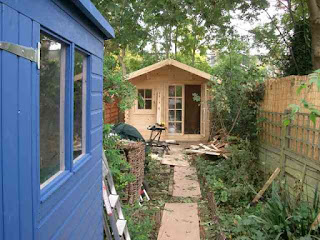 banbury log cabin