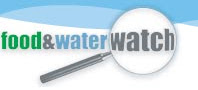 Food & Water Watch Information