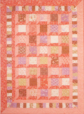 Quilt Patterns of Illusion from Karen Combs
