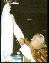Fátima no coração de João Paulo II
