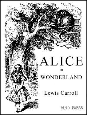 """an analysis of alice the main character of lewis carrolls novel alices adventures in wonderland Science-fiction and fantasy books by lewis carroll an analysis of alice's novel, """"alice's adventures in wonderland carroll's characters."""