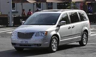 2008 Chrysler Grand Voyager-1