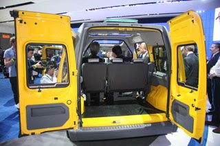 Ford transit Connect Taxi Concept-2