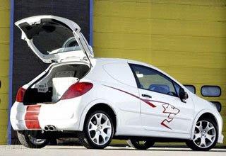Peugeot 207 van-2