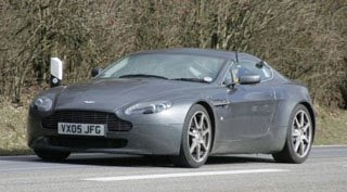 Aston Martin V12 Vantage RS-1