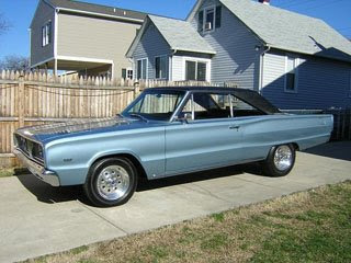 1966 Dodge Coronet 440 -2