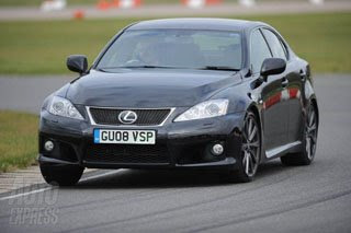 Lexus IS F-1