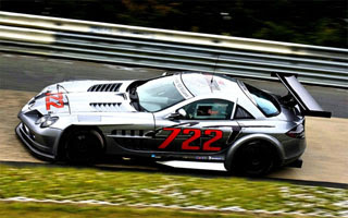McLaren-Mercedes SLR-2