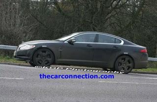 2009 Jaguar XFR2