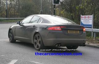 2009 Jaguar XFR3