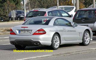 2009 Mercedes-Benz SL2
