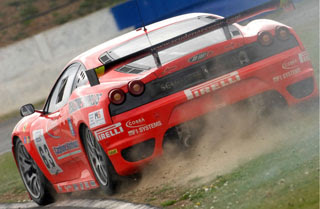2007 Ferrari F430 GT-3