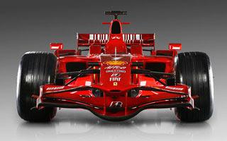 2008 Ferrari F1