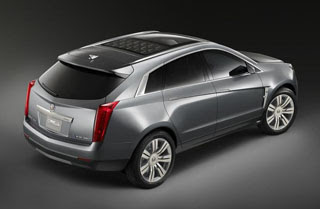 2008 Cadillac Provoq Hydrogen Fuel Cell Concept-2