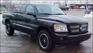 2008 Dodge Dakota