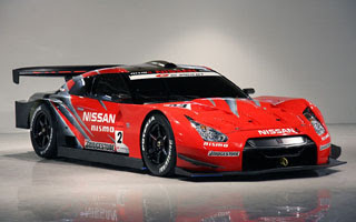 Nissan GT 500