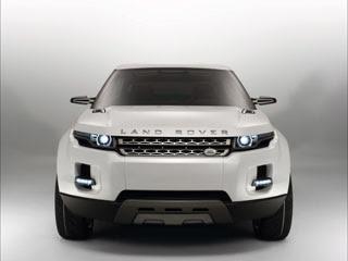 2008 Land Rover LRX Concept