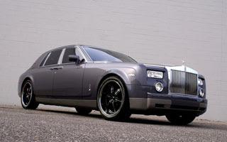 Tommy Z Design Rolls-Royce Phantom