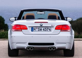 2009 BMW M3 Convertible-3