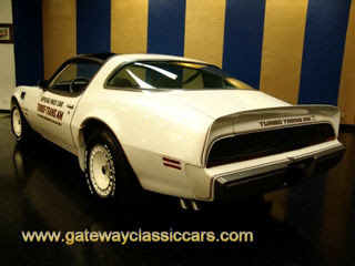 1980 Pontiac Trans Am Turbo Indy 500 Pace Car-2
