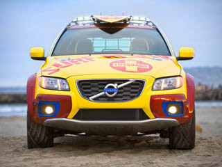 2007 Volvo XC70 Catalina Island Rescue Unit