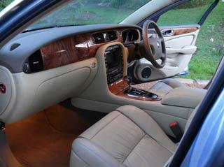 2008 Jaguar XJ6 D-4