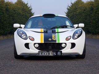 2008 Lotus Exige 270E TriFuel Concept