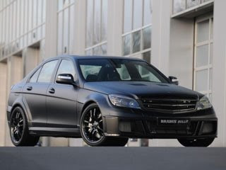 2008 Brabus Bullit Black Arrow