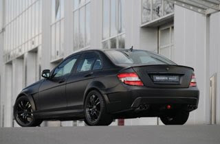 2008 Brabus Bullit Black Arrow -2