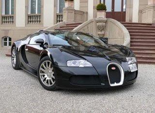Bugatti Veyron-1