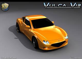 2008 Faralli and Mazzanti Vulca V12