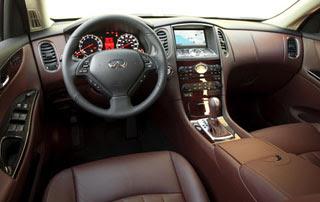 2008 Infiniti EX35-3