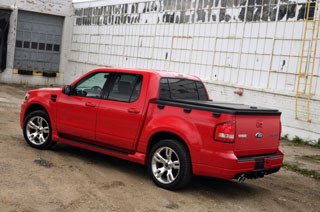 2008 Ford Sport Trac Adrenaline-2