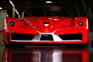2008 Ferrari FXX Evolution