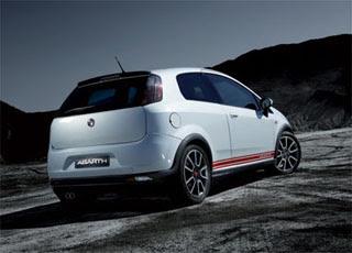 2007 Fiat Punto Abarth